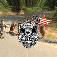 "Video: ""DCDC Tour"" (Part 1) // Comet Skateboards"