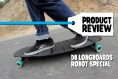 Board Review: DB Longboards Robot Special