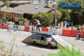 Gnarlivin, Gnar Car, San Pedro Shred. Photo: Marano