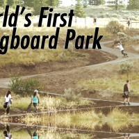 "World's First ""Longboard Park"" is in Kamloops, BC"