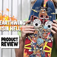 "Earthwing ""Raisin Hell"" – Board Review"