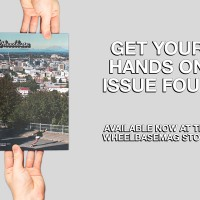 Available Now in the Wheelbase Store: Issue Four
