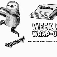 70MPH, Articulated Sloths, & Skatin' the States – Weekly Wrap-up: Oct 10 – Oct 16, '15.