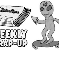Aliens, Pizza, Cassettes, & Trip Logs – Weekly Wrap-up: Feb 26 – March 11, 2016