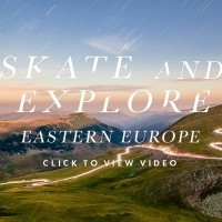 "Video: ""Skate and Explore – Eastern Europe"" – Landyachtz Longboards"