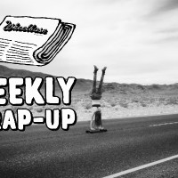 Handstands, Fantasy Rides, and Tick Races- Weekly Wrap-up: May 14 – 20, 2016