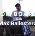 On Board with Max Ballesteros