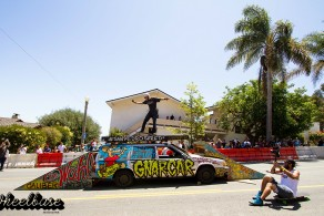 Ryan Ricker, Gnar Car,  San Pedro. Photo: Marano.