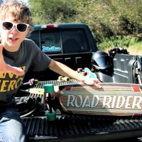 "Board Review: Road Rider ""Rail Gun"""