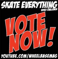 """The """"Skate Everything"""" Video Finalists Revealed. Vote Now!"""