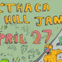 "Comet Skateboards' ""Ithaca Hill Jam"" – April 27th, 2013"