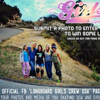 Lady Shredders: Longboard Girls Crew USA Contest