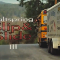 VIDEO: Switchback Longboards: Saltspring Slip & Slide III