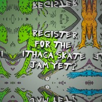 Registration is Open for Ithaca Skate Jam!