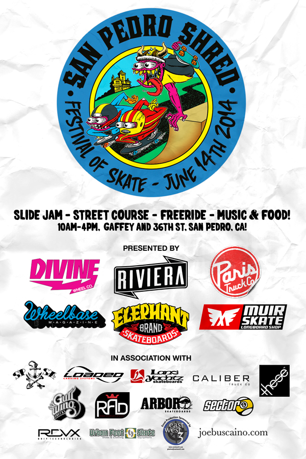 SanPedro_Shred---Vertical-Flyer-Graphic