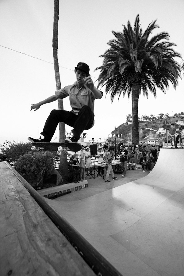 Byron Essert, ollie popper. Photo: Marano.