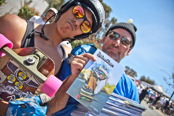 We out here reppin' that #shredlove!!! Photo: David Ruano.