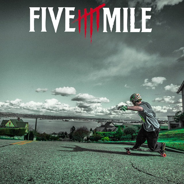 Five Mile Skateboards Closes Its Doors - Daniel Couch - Wheelbase Magazine- Downhill Skateboarding