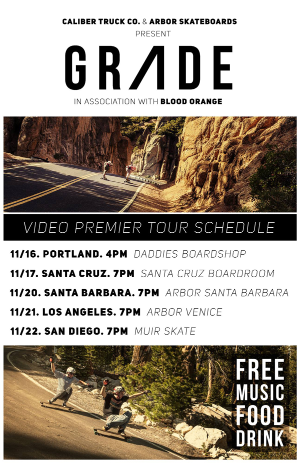 GRADE_Screenings-West_Coast-Downhill_Skateboarding-Longboarding-Wheelbase_Magazine