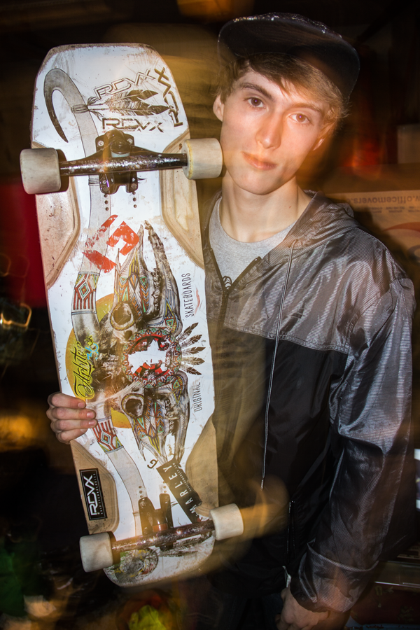 Kreutter's Kronicles with John Kreutter - Pretty Boy Swag - Wheelbase Magazine Downhill Skateboarding Longboard Stuff