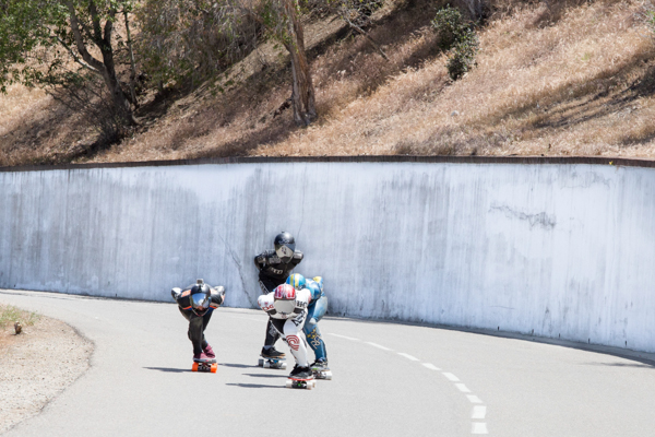 K-Rimes, Adam Perrson, Oscar Gutierrez, and Riley Irvine. Photo: Grove