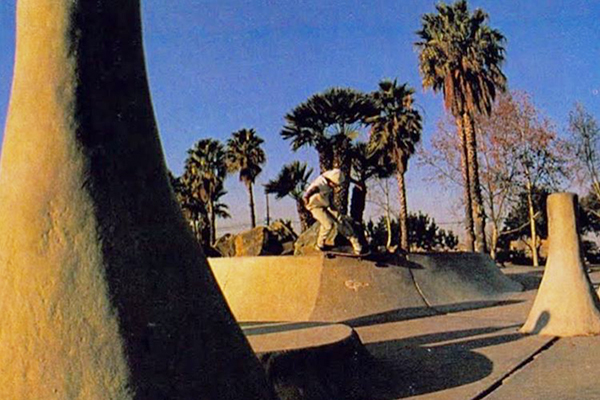 Lester Kasai, Sandlands circa the 80s. Photo: Grant Britain.