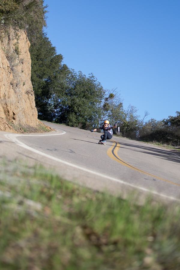 curves on curves, this road's a classic one. Photo: Grove