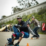 The MuirSkate Downhill Disco, 2013