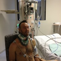 Adam Colton in Recovery After Speedflying Accident
