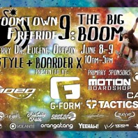 Boomtown #9 Approaches – June 8 & 9