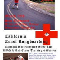 March 19th: COAST California Slide Jam & Saftey Clinic