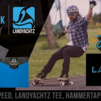 Weekly Giveaway for October: Landyachtz PrizePack
