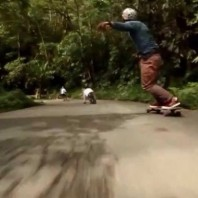 Camilo Cespedes and Crew Cruise Colombia