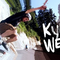 Video: Kyle Wein on the Tomahawk – Landyachtz Longboards