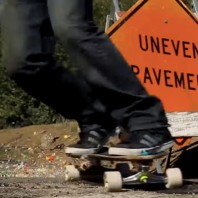Video: Uneven Pavement – Sector 9 Skateboards