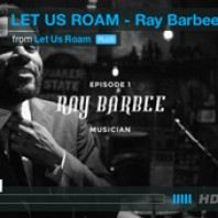 "Ray Barbee ""Let Us Roam"""
