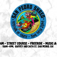 2014, San Pedro Shred: Event Details & Registration