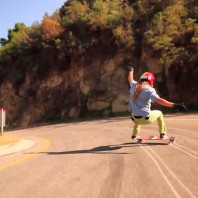 Video: Will Royce in Malibu – Bustin Boards