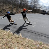 Video: Comet Skateboards // This Machine Kills Fascists