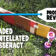 "Board Review: Loaded Boards' ""Cantellated Tesseract"""