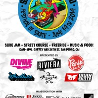 "The ""San Pedro Shred"" Is This Weekend!!!"