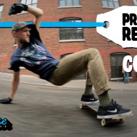 "Product Review: Comet Skateboards ""Kick"" Deck"