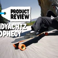 "Product Review: Landyachtz ""The Prophecy"""