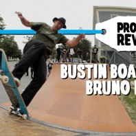 "Product Review: Bustin Boards' ""Bruno Pro"" Deck"