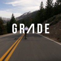 GRADE: A Full-Length Downhill Skateboarding Film (Trailer)
