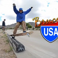 Brucin' USA (Part 2) – Comet Skateboards
