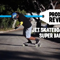 "Product Review: Jet Skateboards ""Super Banger"""