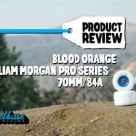 "Product Review: Blood Orange ""Liam Morgan Pro Series"" 70mm 84a"