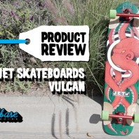 "Jet Skateboards ""Vulcan"" – Board Review"