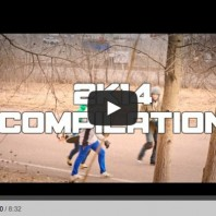 Rad Pig Media: 2014 Compilation Video (Russia)